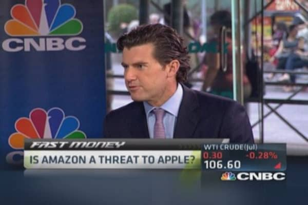 Amazon threat to iPhone?