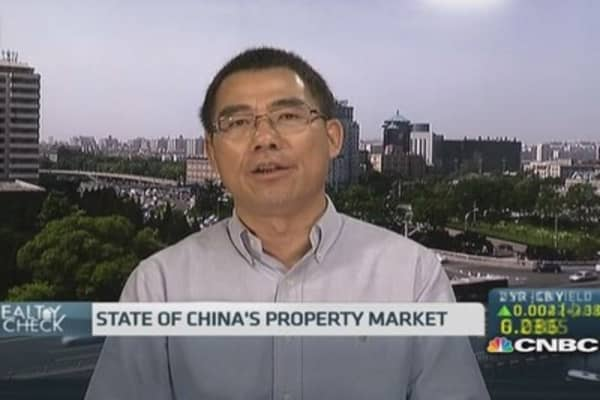 SouFun: China's housing to remain under pressure