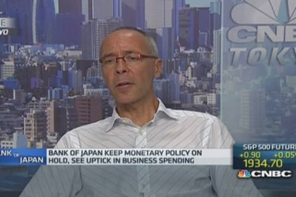 Japan economy coming back 'very nicely': Pro