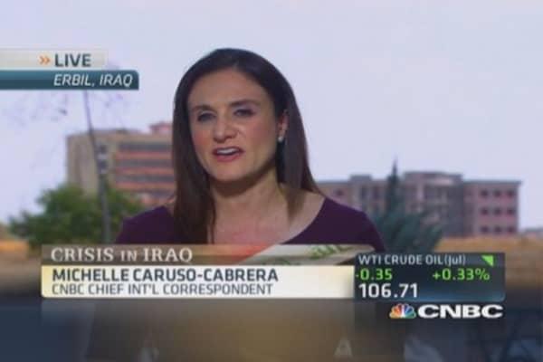 Largest refinery in Iraq under attack