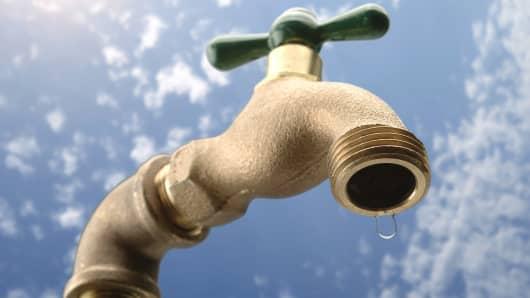 Water faucet tap