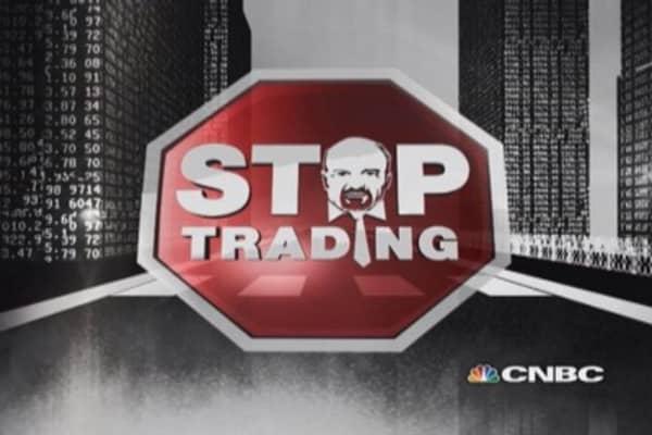 Cramer's Stop Trading: GW Pharma & ConAgra