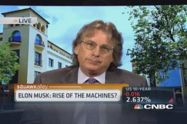 Why Roger McNamee isn't worried about AI