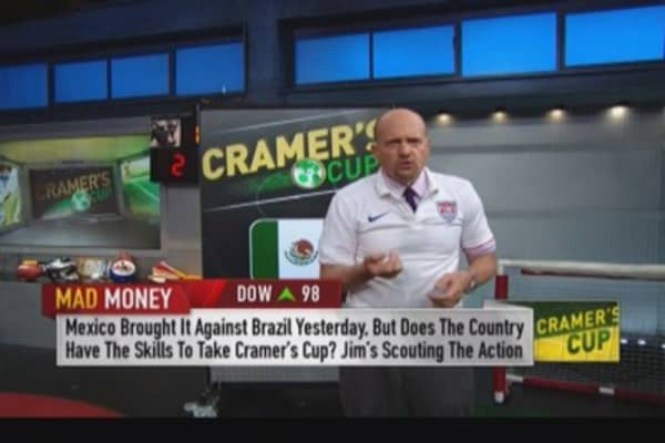 Mad Money World Cup: Constellation Brands (STZ)