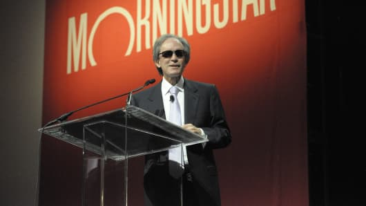 Bill Gross of PIMCO speaks at the Morningstar Investment Conference in Chicago June 19, 2014.