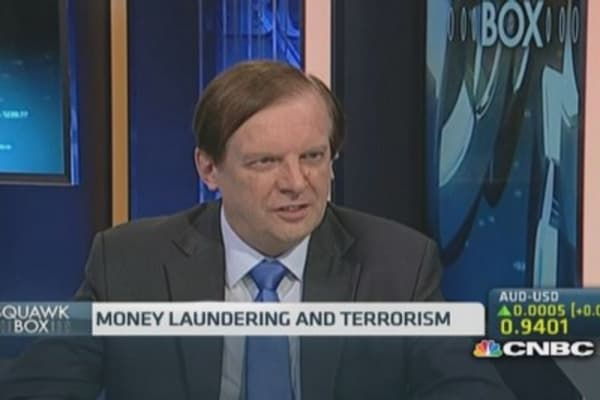 Is money laundering in Asia benefiting terrorists?