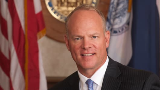 Gov. Matt Mead