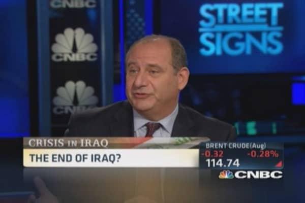 'Salvage operation' for Iraq: Pro