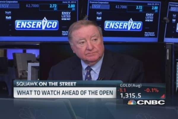 Cashin: Forget Dow 17,000... it's 17,200