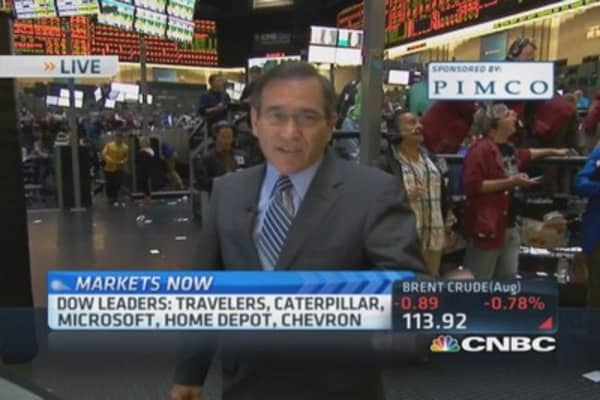 Santelli: Dollar/yen gone 'comatose'