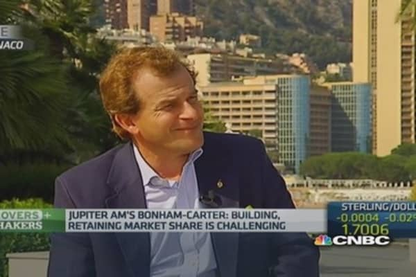 Market is 'artificial': Bonham Carter