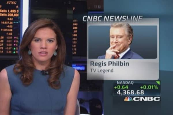 Regis Philbin is buying more Micron