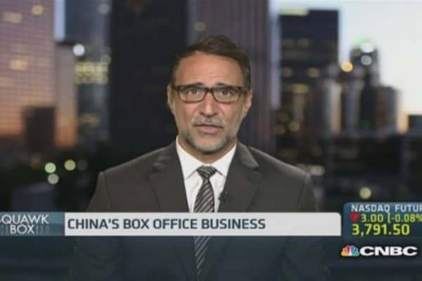 The future of the film industry is China: Analyst