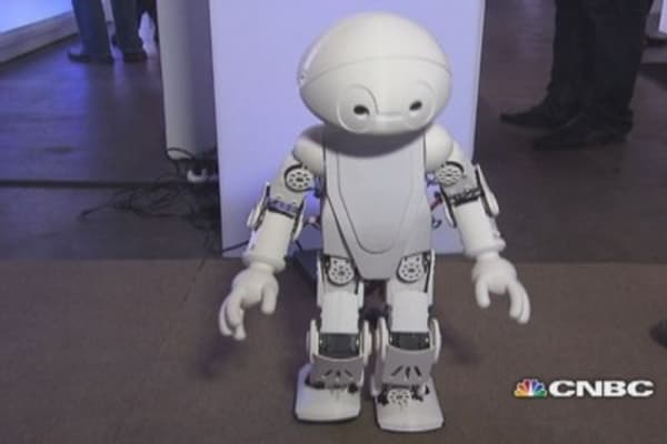 Intel's robotic future