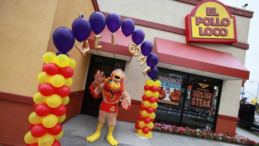 El Pollo Loco in Los Angeles, Calif.