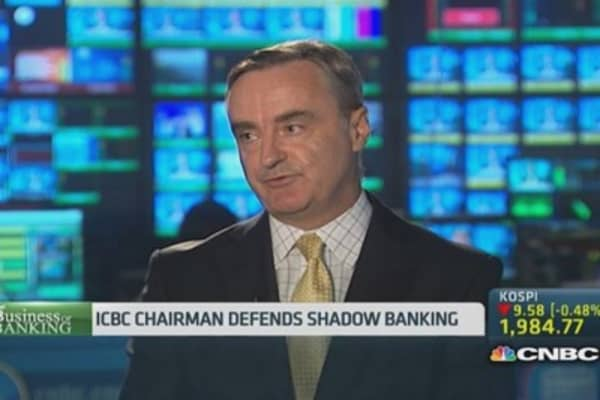 Can shadow banking be good for China?