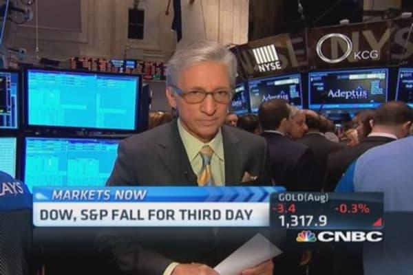 Pisani's market open: IPOs, refiners & SEC