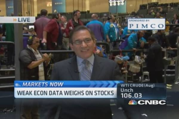 Santelli: What's really impacting yields