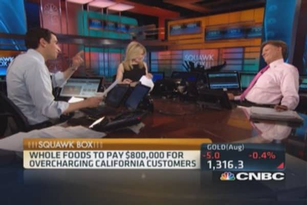 Whole Pay-check? Whole Foods under fire for over-charging