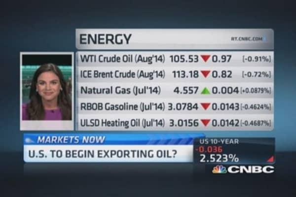 Brent crude continues decline
