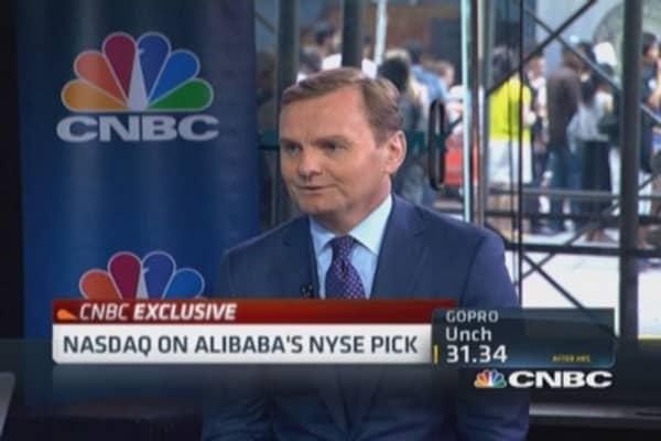 Nasdaq EVP: 'Not at all' losing tech IPO momentum