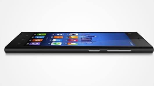 Xiaomi's Mi 3 phone.