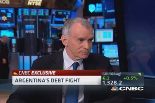 Elliot Mgmt.: Argentina refuses to negotiate