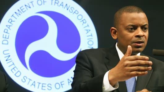Anthony Foxx, Secretary of Transportation