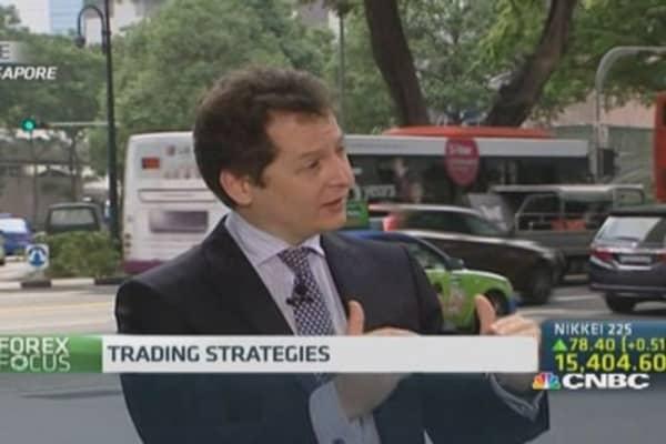 Go long US dollar, short Hong Kong dollar: BofA