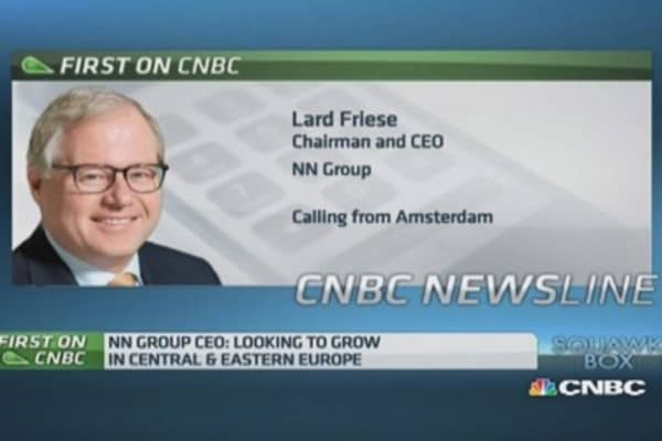 NN Group CEO on 7 billion euro IPO