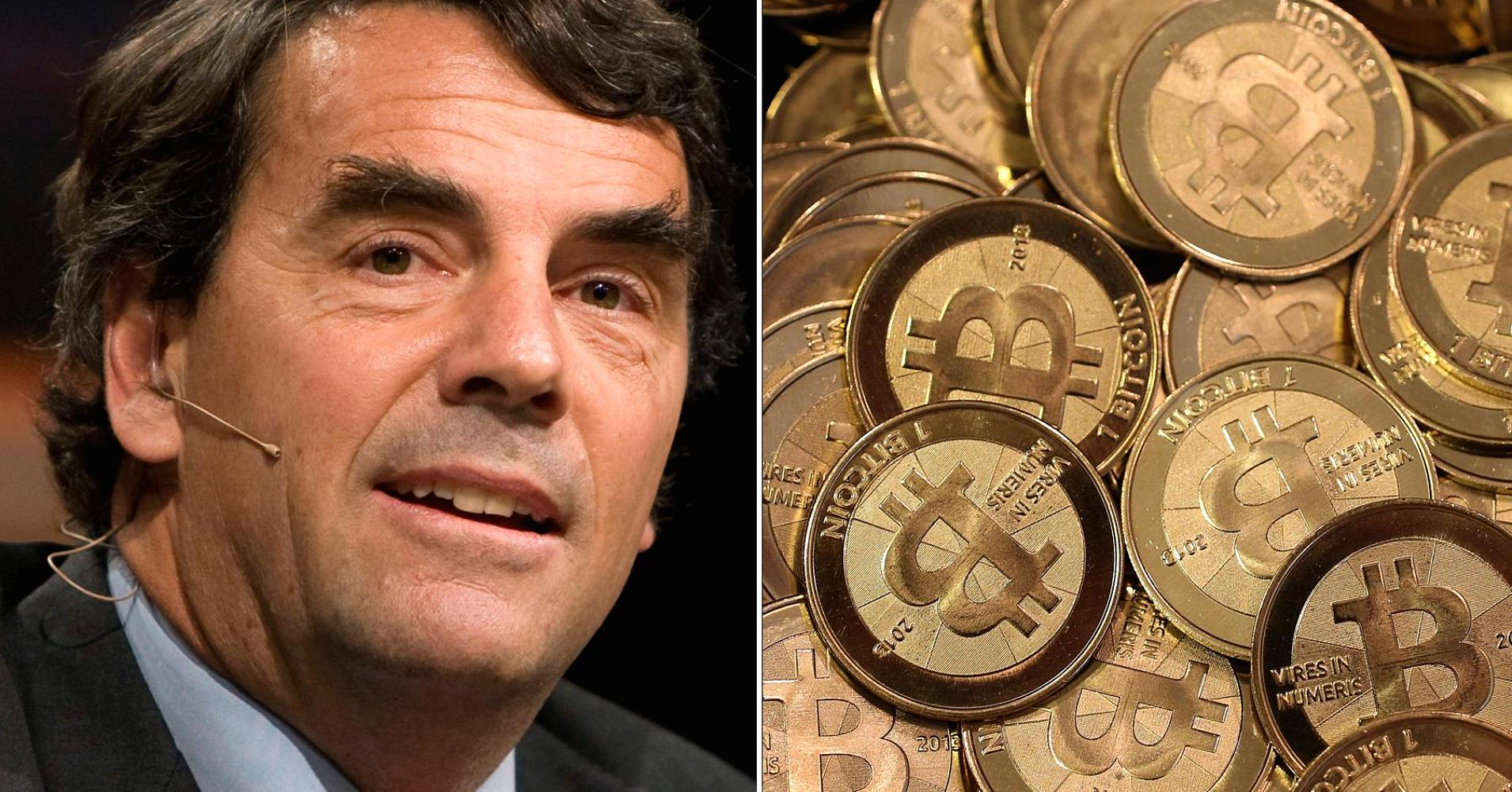Billionaire bitcoin enthusiast Tim Draper is backing a new cryptocurrency for the first time - CNBC