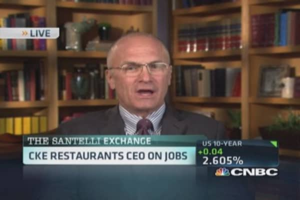 Santelli Exchange: Disappearing jobs