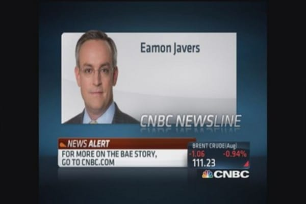 BAE 'incorrectly presented' cyberattack