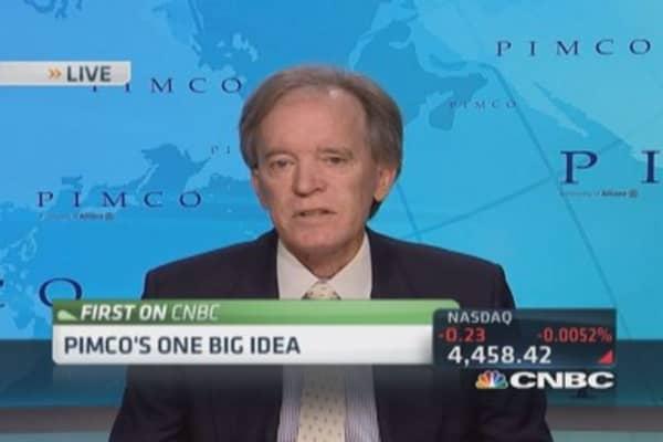 Pimco's one big idea: The 'new neutral'