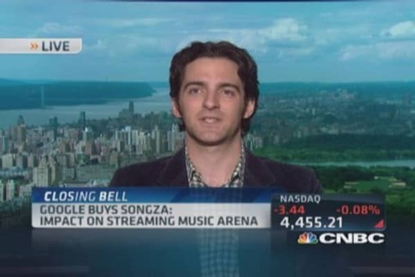 Google buys Songza: Too little, too late?