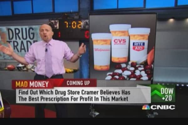 Pharmacy wars: RAD, CVS or WAG?