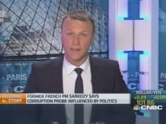 Sarkozy probe politically motivated?