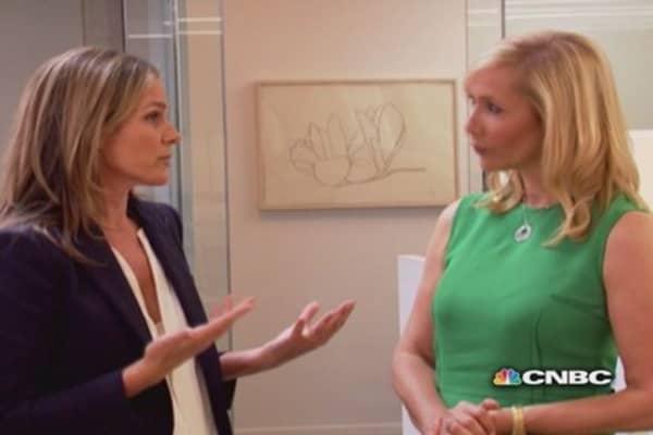 CNBC Meets Aerin Lauder, part two