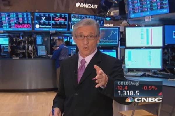 Pisani: Stocks not overvalued
