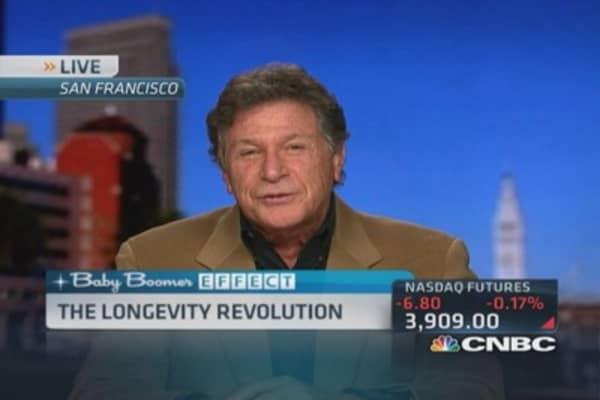 Baby boomer revolution