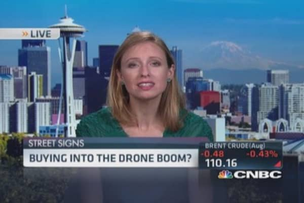 Focus on military drone makers: Pro