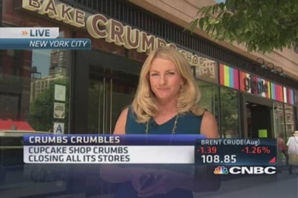 Why Crumbs crumbled