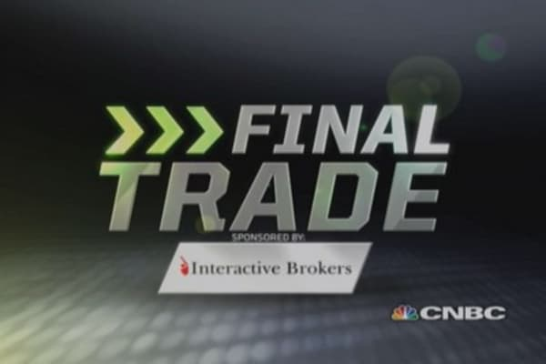 Fast Money Final Trade: JWN, QQQ, AGN & CTRL