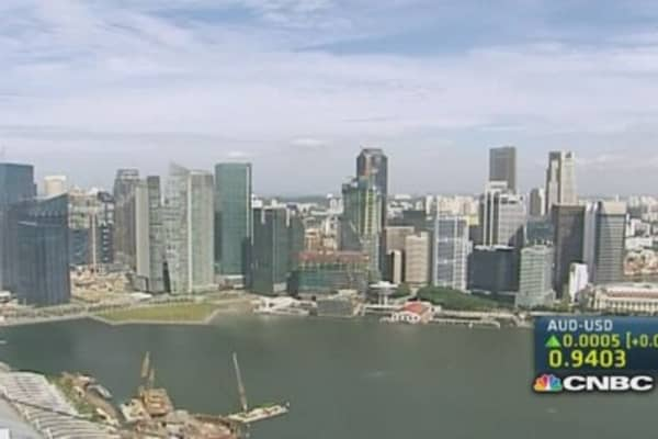 CNBC 25: How Singapore has changed since 1989