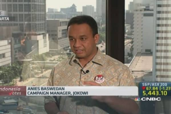 What Jokowi stands for