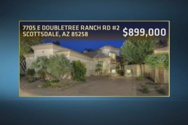 Snapshot of Phoenix real estate