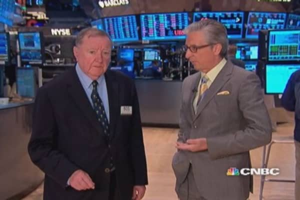 Cashin says 'there's a lot of leverage out there'