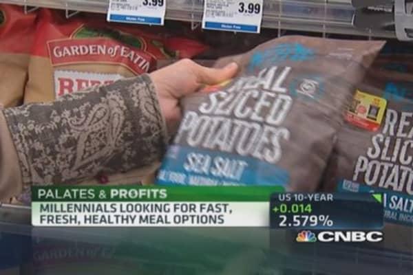 The snack economy