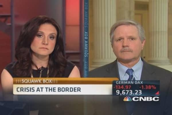Sen Hoeven's plan to 'enforce the border'