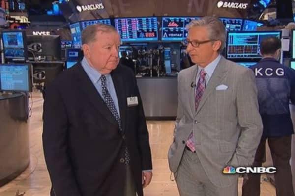 Cashin says contagion fears remain